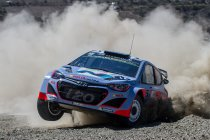 Rally van Mexico: Beresterke Neuville in brokkenrace