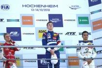 Hockenheim: Robert Shwartzman wint finale