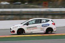 Nathan Vanspringel wint Junior Ford Fiesta Sprint Cup