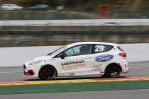 Nathan Vanspringel wint Junior Ford Fiesta Sprint Cup