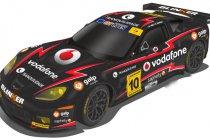 GT Open: Bert Longin keert terug op Corvette C6.R GT2 van V8 Racing