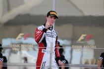 GP2: Abu Dhabi: James Calado wint laatste race van het jaar