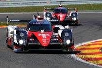 Toyota met 3 wagens in Le Mans en Spa