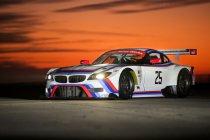 12H Sebring: BMW meet BMW Z4 speciale livery aan (+ Foto's)