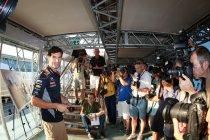 Monza: Foto's van Webbers afscheidsfeest