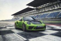 Het nieuwste kanon van Porsche: de 911 GT3 RS