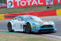 NEWSFLASH: 24H Spa: Tweede safety car na sortie TF Sport Aston Martin