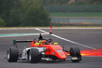 Spa: Lorenzo Colombo pakt overwinning - race ontsierd door zware crash