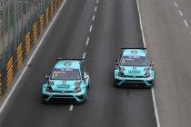 Macau : Leopard Racing-duo Vernay-Comini oppermachtig in verregende kwalificatiesessie