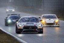 NRF: Acht Belgen aan de start in GT4
