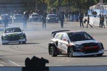 Euro RX kampioen Renis Nitiss en Pal Try vervoegen het World RX in Abu Dhabi