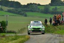 Bryan Bouffier bepaalt startorde in Ypres Rally