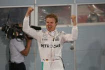 Rusland: Nico Rosberg wint ook in Sochi