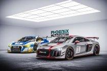 Phoenix Racing keert terug naar Blancpain GT Series