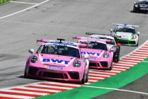 Red Bull Ring: Jaxon Evans van start tot finish