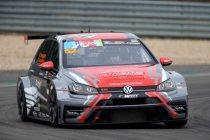 Finaleraces: Mondron, Potty en Detry geloven in de titel met hun VW Golf GTI TCR