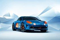 In 2018 komt er een Alpine A110 Cup en Equipe Verschuur tekent present