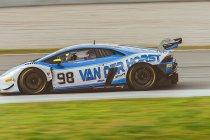 Dubbel Lamborghini-programma voor Gerard Van der Horst