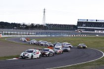 Drie wild cards voor WTCR-meeting op Suzuka East Course