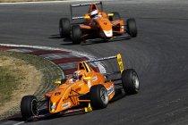 Formule ADAC: Lausitzring: Twee nieuwe podiumplaatsen voor Picariello