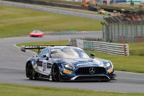 Brands Hatch: Mercedes boven in FP1