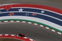 Verenigde Staten: Hamilton snelste in tweede sessie