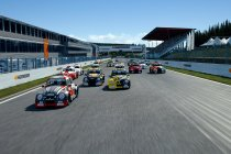 VW e-Fun Cup: Christof Raes en Nathan Delvaux winnen op Spa-Francorchamps