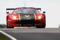 New Race Festival: Vrije training: Curbstone Ferrari snelste voor Corvette