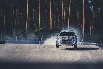 Al-Attiyah met Skoda Supercar in WK Rallycross?