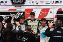 50 Jaar Circuit Zolder: Max Van Splunteren wint race 1