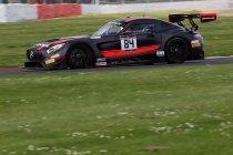 Silverstone: HTP Mercedes klopt nipt WRT Audi #1