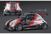 Maxime Soulet met DRM Motorsport in Zolder