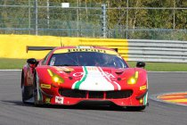 Giancarlo Fisichella keert terug naar het WEC