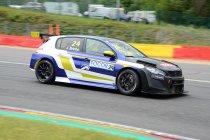 Spa: Julien Briché winnaar van incidentrijke tweede race