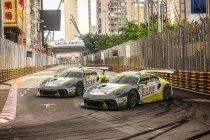 Macau: Porsche met vier wagens naar FIA GT World Cup