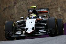 Europa: Hamilton ook snelste in derde vrije training