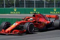 Canada: Probleemloze zege voor Sebastian Vettel