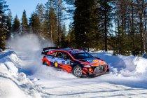 WRC: Tänak op een zucht van winst