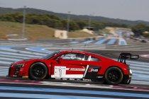 Paul Ricard: Moeilijk weekend voor het Belgian Audi Club Team WRT