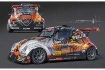 Kampioenen Bollen-Kluyskens-Debrus op de #477 DRM Motorsport