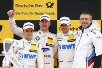 Norisring: winst voor Maxime Martin na rode vlag