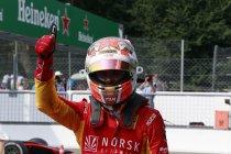 Monza: Nato wint - Gasly vergroot voorsprong