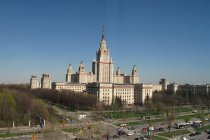 Stratencircuit Moskou krijgt vorm