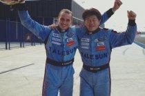 Dylan Derdaele pakt nu ook teamtitel in GT Asia