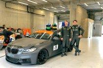Stevens Racing met Jochen Stevens en Laurent Vandervelde