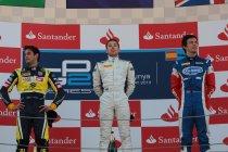 GP2: Spanje: Robin Frijns is weer terug aan de top