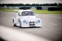 De gedroomde kans om achter het stuur van een VW Fun Cup te kruipen…