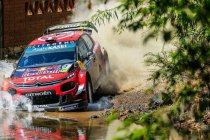 WRC: De strijd om Corona