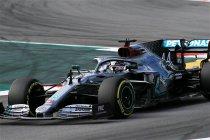Valtteri Bottas sluit ook tweede F1 testweek af als snelste