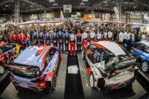 WRC-voorstelling in Birmingham afgelast